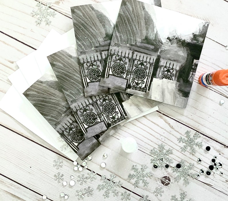 Holiday Card Kit Paris Holiday image 0
