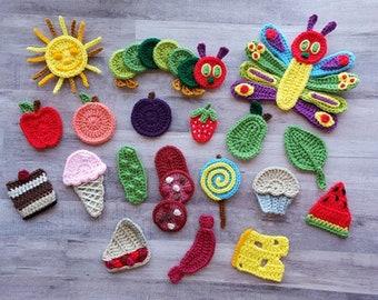 Cute Crochet Dolls Free Patterns | 270x340