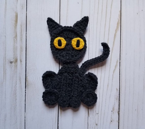 All Hallows Eve Vol 1 Applique Pack Crochet Pattern Only Witches