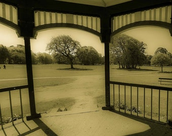 Horsforth Bandstand / Leeds art / Horsforth Photography / Leeds Photography / Yorkshire photograph