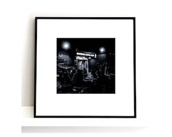 Brudenell Social Club / Brudenell photography / Leeds photo / Leeds photography / Leeds art print / Leeds print / Home decor / Wall art