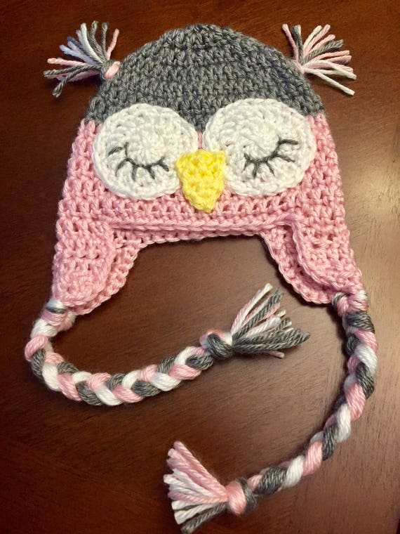 Infant Baby Toddler Child Owl Hat  0a9fe0feafa