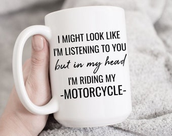 motorcycle gifts etsy