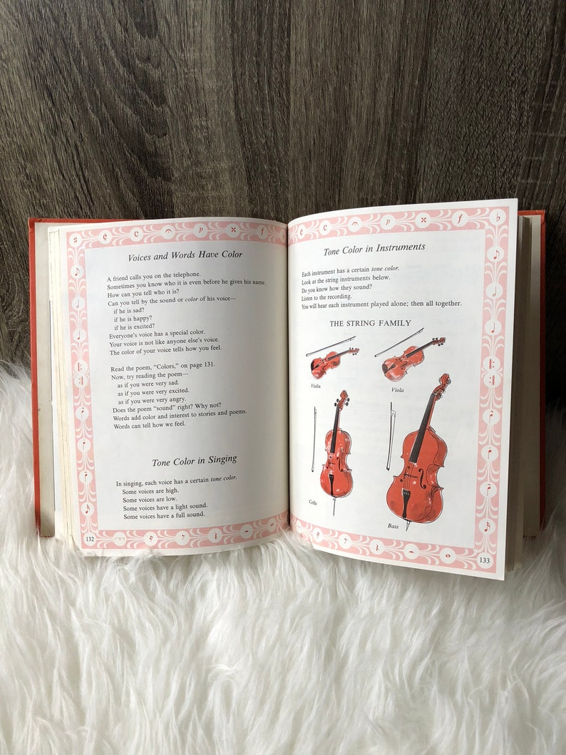 vintage New Dimensions in Music books, class room books, American Book  Company