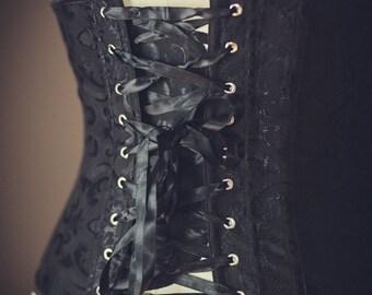 91010b602b High-end vintage strap steel corset body wearing waist shaping waist.