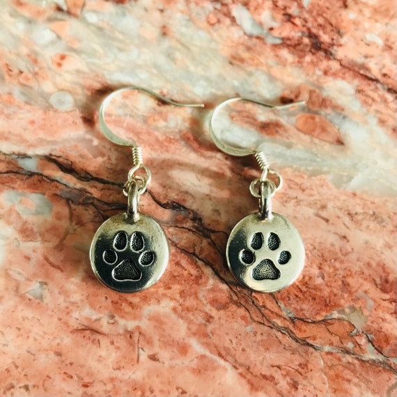 Puppy Paws Earrings