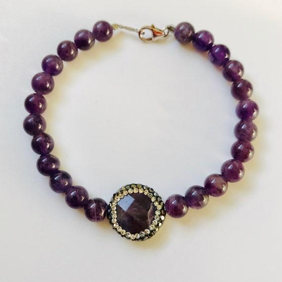 Amazing Amethyst Bracelet
