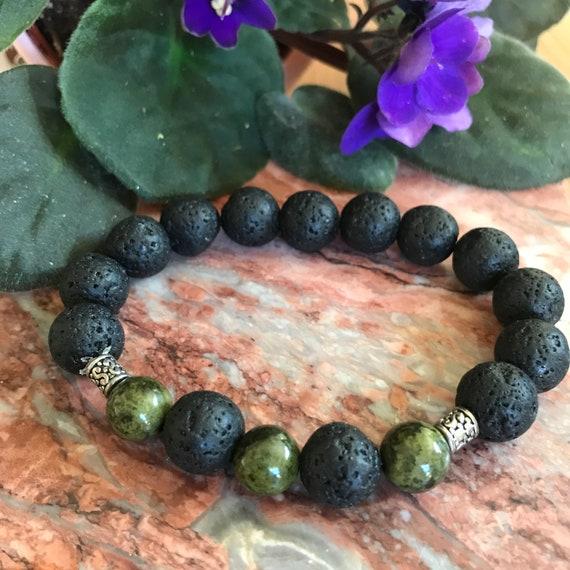 Men's Aromatherapy Diffuser Bracelet
