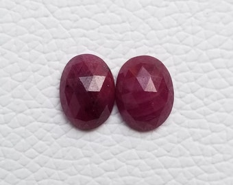 faceted cut stone natural faceted garnet gemstone 10 peice lot high quality size 9x7 mm cut stone oval shape loose gemstone,,