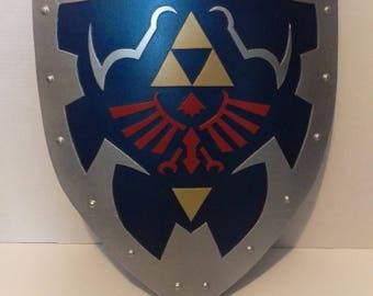 Legend of Zelda Ocarina of Time Hylian Shield Replica