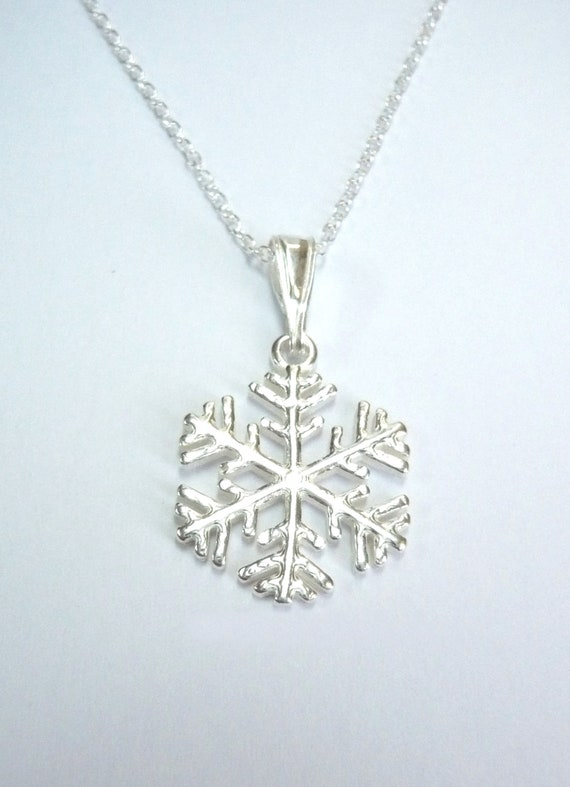 3 Stunning Sparkly Christmas Snowflake Pendants with Clear Rhinestones FREE P/&P