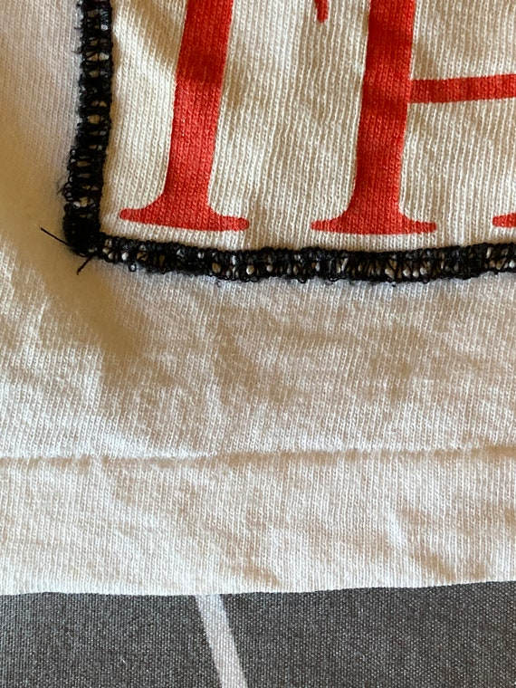 Vintage -The Clash -1990s Single Stitch - T-Shirt… - image 3