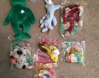 41572790ee6 Various Beanie Babies