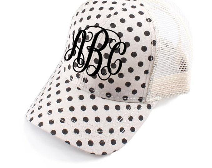 Monogrammed Baseball Cap, baseball hat,Bridesmaid Gift,Mothers day gift