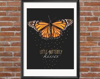 Little Butterfly kisses
