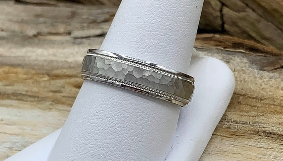 Jeweler Alloy Sample Band