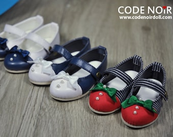 CODENOiR - Ribbon Maryjane BJD shoes for fr Sd 10 girl / 13 girl / SDGr / DD / dollfiedream / 1/3 BJD Girl