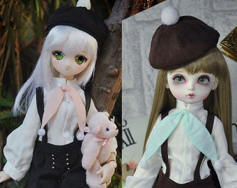 CODENOiR - Cupcake Bunny for BJD clothes msd / Holiday / mdd / angel philia / 1/4 BJD