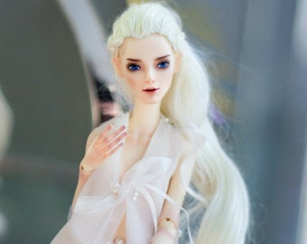 Bouclette : 38cm Doll Coco - Normal Skin with faceup