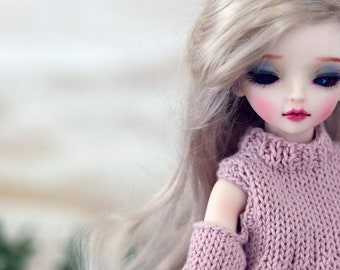 Daraki - 31cm doll Claire Sleeping Ver. : Normal Skin with faceup