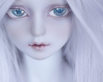 Withdoll :  Cecily, the polluted girl - Sweet Blue Skin with faceup