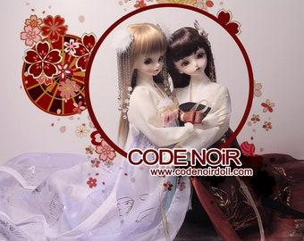 CODENOiR X Peak's Woods FOB Little Yeru / Lady Bee ~Flower Fairies~ MSD size bjd doll