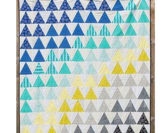 The Summit Quilt PDF Pattern
