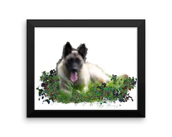 Belgian Malinois, love, pup, puppy, dog, cuteness, unique, little Heather