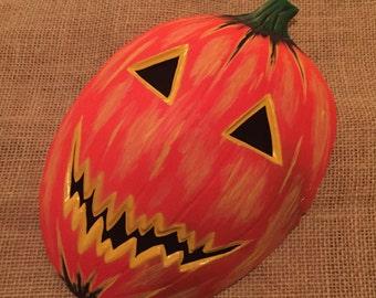 Jack O. Halloween Pumpkin Mask