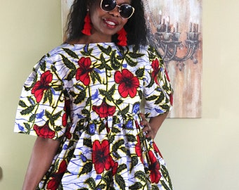 5addee84a86 Africain africaines   vêtements robes pour les femmes   Robe