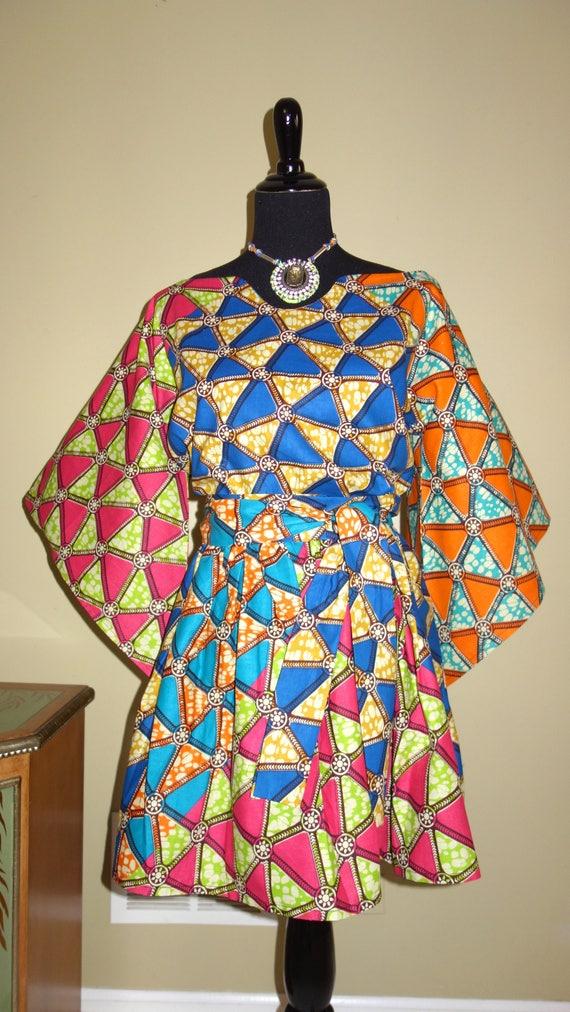 Afrikanische Kleidung afrikanische Blusen Ankara Tops | Etsy