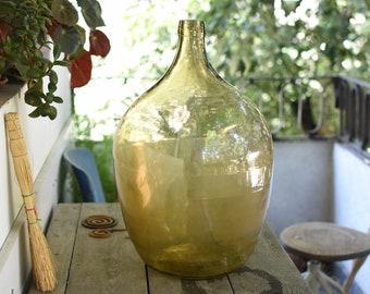 big demijohn bottle terrarium french carboy half john