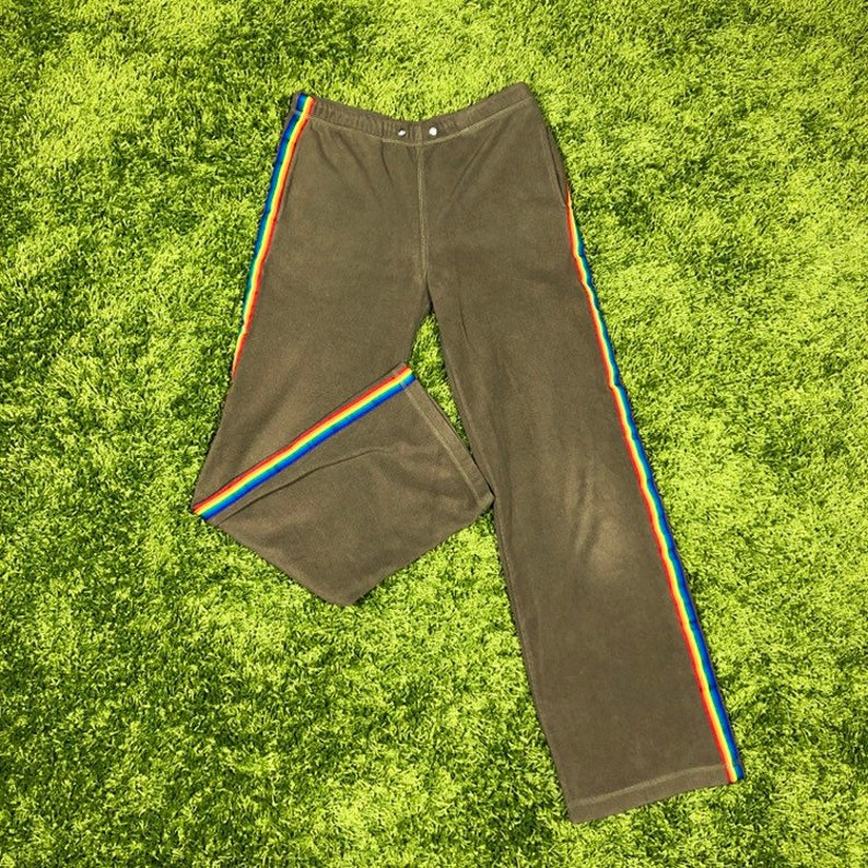 d5a44fa3b Ralph Lauren Polo Fleece Military Green Sweatpants