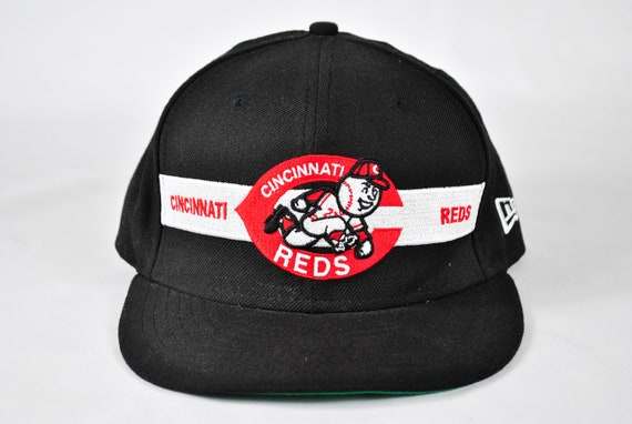 Cincinatti Reds Vintage Snapback