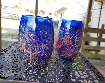 Stemless Glassware (SET OF 2)