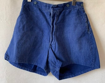 Hanger Sale FINAL Sale | Vintage 31 Waist Blue Denim Shorts | DS32