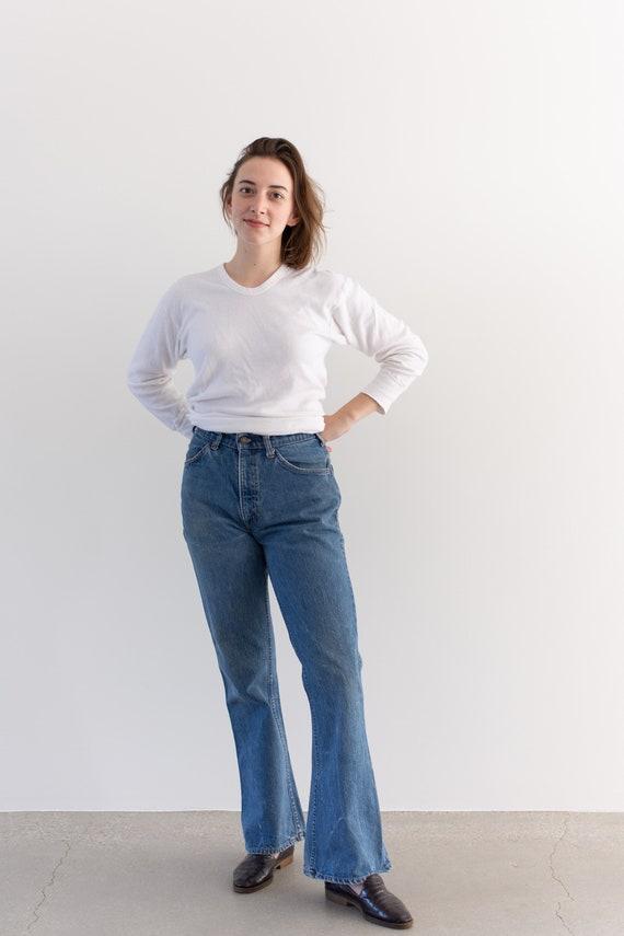 Vintage 30 Waist Levi 646 Jeans   vintage levi jea