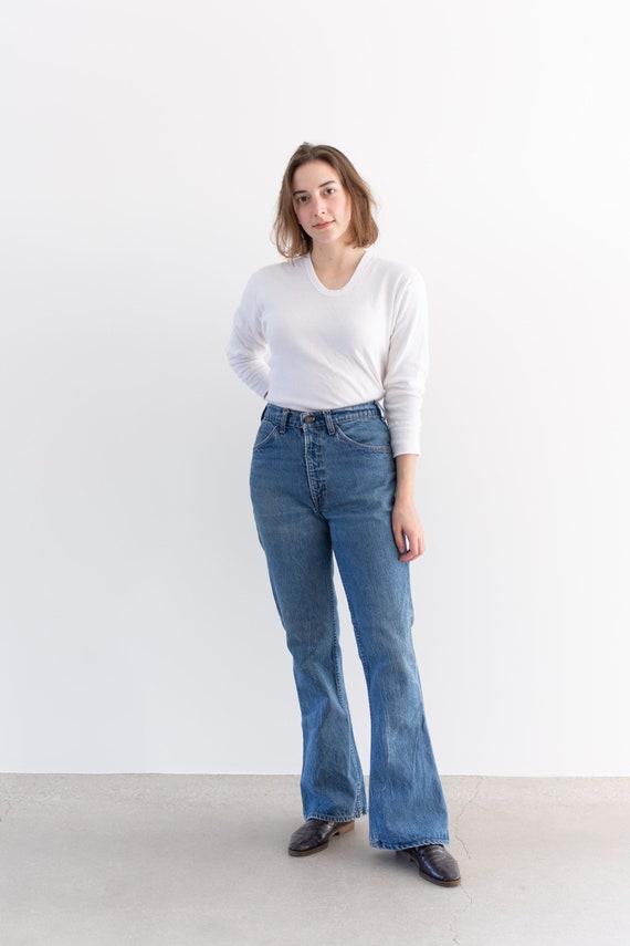 Vintage 30 31 Waist Levi 646 Jeans   vintage levi