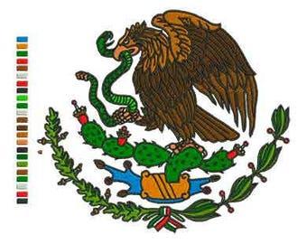 Eagle emblem México