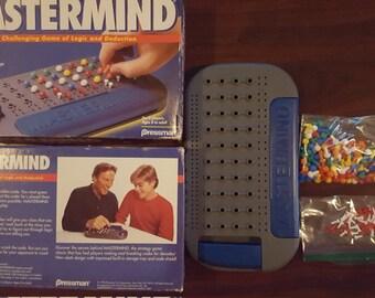 Vintage-Mastermind Game 1996 by Pressman