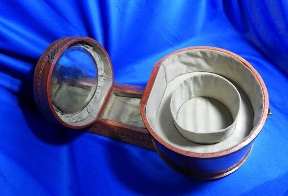Celluloid Collar Box - 1900's Celluloid Collar - M