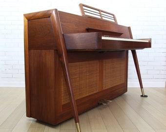 Mid Century Baldwin Acrosonic Piano