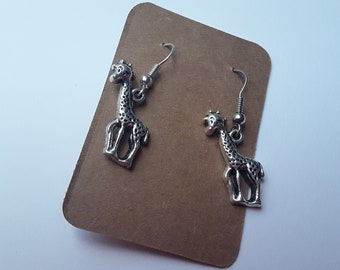 Handmade silver ear rings