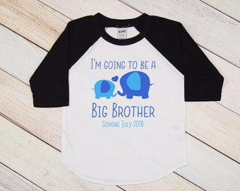 Announce Pregnancy, Big Brother Shirt, Big Brother Outfit, Big Bro Shirt, Big Brother to Be, Brother Sibling Brother Shirt, Pregnancy Reveal