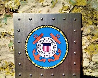 Custom Coast Guard Sign