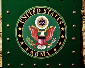 Custom Army Sign
