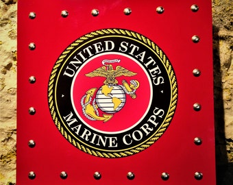 Custom Marines Sign