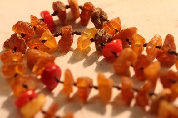Natural Baltic Amber necklace kinder l