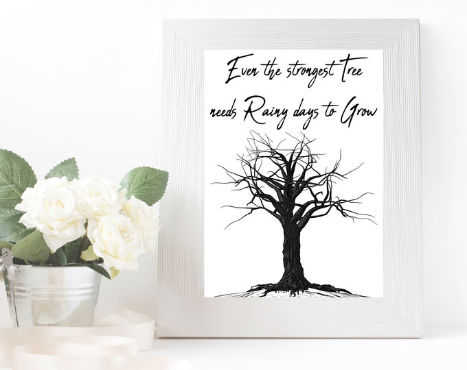 Art Print, Print, Picture, Print, Wall, Art, Decor, Sayings, Heart