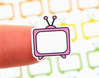 5f0e10e22e6 42 Tiny Cute TV Time Stickers - The Movies